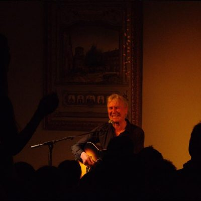 Koncert m Steffen Brandt. Regensen, 14. april 2016